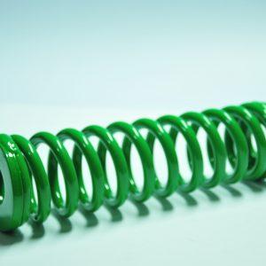 สปริงคัดท้ายฟอร์ด สีเขียว ลวด10.5มิล 1